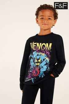 F&F Black Venom T-Shirt