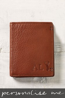 Personalised Stag Wallet
