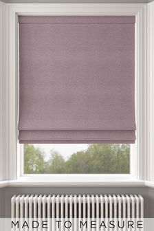 Soho Mulberry Purple Made To Measure Roman Blind