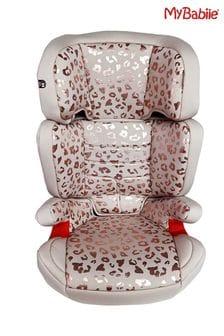 My Babiie Katie Piper Believe Group 23 Blush Leopard Car Seat