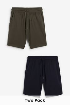 Navy/Khaki Shorts Two Pack