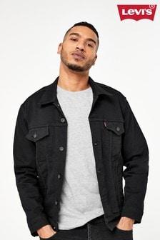 Levi's® Black Denim Jacket