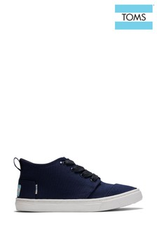 TOMS Youth Botas Canvas Cupsole Trainers