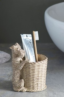 Digby Dog Toothbrush Tidy