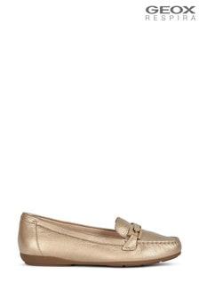 Geox Women's Annytah Moc Sand Shoes