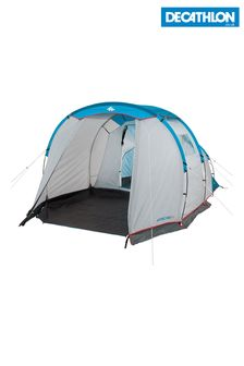 Decathlon Camping Tent Arpenaz 4.1 4 Person 1 Bedroom Quechua