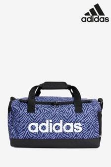 adidas Small Zebra Duffel Bag