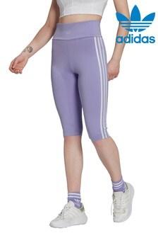 adidas Originals Fakten High Waisted Bike Shorts