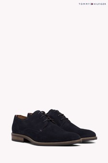 Tommy Hilfiger Essential Suede Derby Shoes