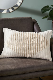 Okara Bobble Geo Cushion