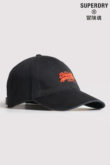 Superdry Black Cap