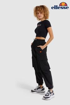 Ellesse™ Black Rosana Track Pants