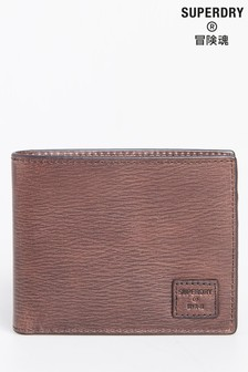 Superdry Benson Boxed Bi Fold Wallet