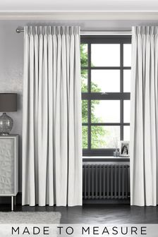 Legna Champagne Natural Made To Measure Curtains