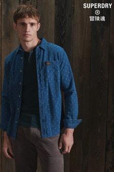 Superdry Workwear Indigo Shirt
