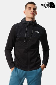The North Face® Black Overlay Jacket
