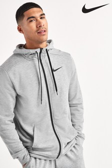 Nike Dri-FIT Zip Through Training Hoody