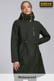 Barbour® International Waterproof Rueka Rain Jacket