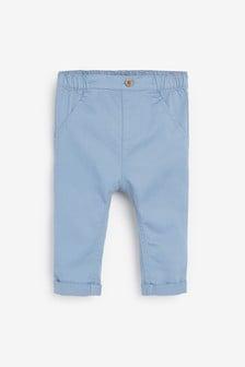 Blue Stretch Chinos (0mths-2yrs)