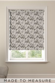 Leopard Earth Natural Made To Measure Roller Blind