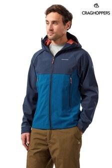 Craghoppers Blue Trent Waterproof Jacket