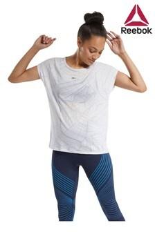 Reebok Tech Style Burnout T-Shirt