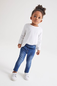 Mid Blue Jeggings (3mths-7yrs)