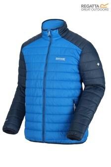 Regatta Blue Freezeway II Insulated Baffle Jacket