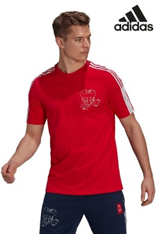 adidas Red Arsenal CNY T-Shirt