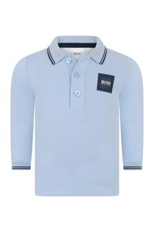 Baby Boys Cotton Pique Poloshirt
