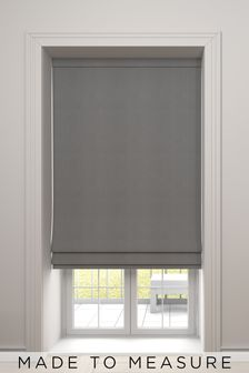 Imogen Dove Natural Made To Measure Roman Blind