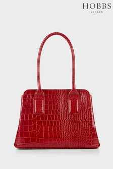 Hobbs Red Whitby Tote
