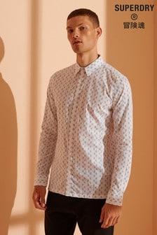 Superdry NYC Print Shirt