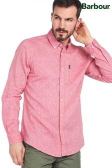 Barbour® Linen Mix Tailored Shirt