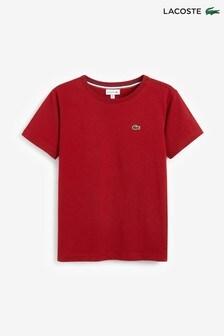 Lacoste® Kids Classic Crew T-Shirt