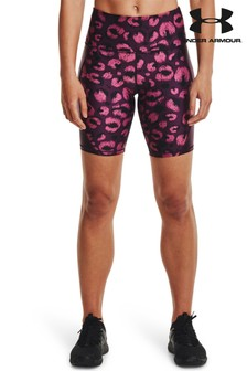 Under Armour HG High Shine Cycle Shorts