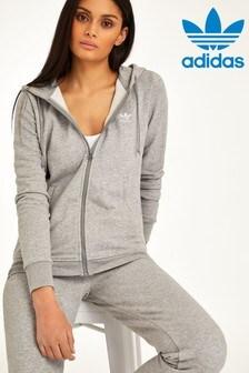 adidas Originals Essential Zip Through Hoody