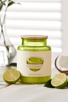 Coconut Jar Candle