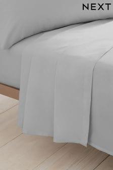 Flat Cotton Rich Sheet