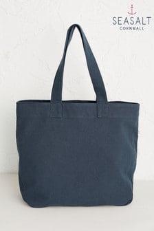 Seasalt Midnight Null Mid-Tone Canvas Bag