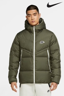 Nike Down Filled Padded Jacket