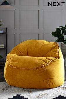 Shell Back Bean Chair