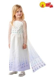 Rubies Frozen 2 Elsa Epilogue Dress