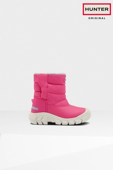 Hunter Original Kids Snow Boots