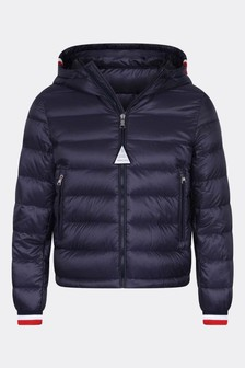 Boys Navy Giroux Jacket