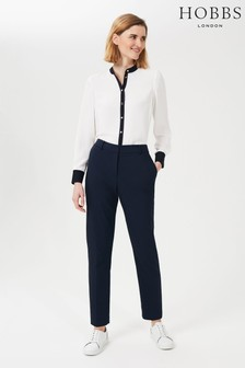 Hobbs Petite Quin Tapered Trousers