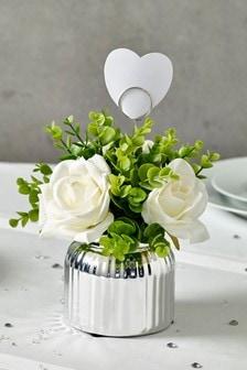 Chic Floral Centerpiece