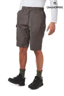 Craghoppers Brown Kiwi Long Shorts