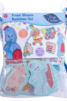 In the Night Garden Foam Bath Time Set