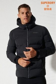 Superdry Sport Training Heavy Padded Jacket